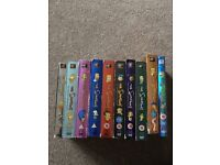 Simpsons dvds season 1 - 8 and 10 & 11