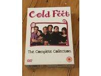 Cold Feet. The complete collection. Series 1 - 5