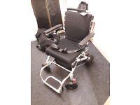 Foldawheel Electric Wheelchair - RRP £1200+