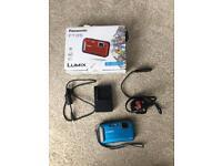 Panasonic - FT25 - LUMIX - Underwater Digital Camera