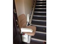 Stannah stairlift 400