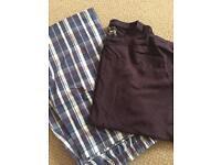 Men's TU pyjamas - new no tags