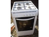 Gas Cooker - 4 rings + oven