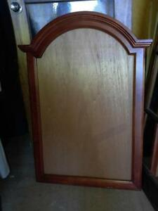 Oakville  PICTURE FRAME 43x31 Large Wood Wooden for Mirror or Artwork Interesting shape