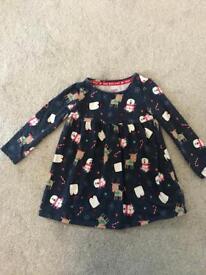 9-12 months Christmas dress