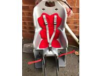 New in bag child bike seat carrier