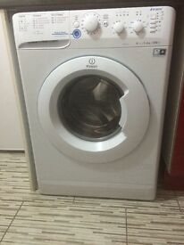 Indesit wash machine 6kg