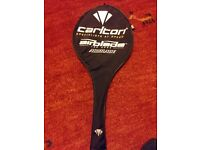 Carlton airblade titanium badminton racket