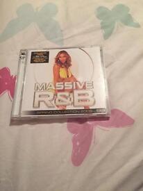 Massive r&b spring collection 2008 cd album