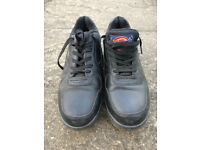 DICKIES SHORT STEAL TOE WORK BOOTS SIZE 10 UK