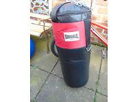 Lonsdale London Punch Bag