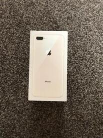 IPHONE 8 PLUS 64GB ROSE GOLD BRAND NEW UNLOCKED