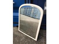 CLEARANCE arch top mirror FREE DELIVERY PLYMOUTH AREA
