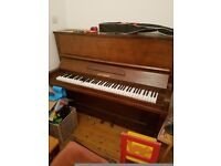 Free piano available - needs tuning