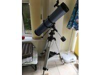 Sky Watcher reflecting telescope