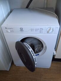 Indesit IS41V 4kg Compact Freestanding Vented Tumble Dryer Polar White
