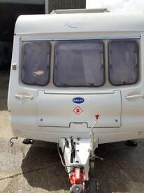 Caravan Bailey Ranger 510/4 with Sunncamp Air Awning