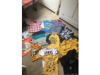 Boys clothes 4-5 Y
