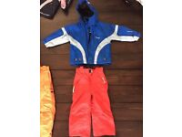 Boys Ski Jacket and Trousers. Great Condition.
