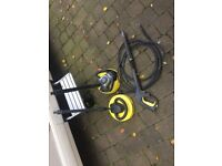Karcher patio cleaners, Lance and hose
