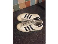 Adidas Superstars Limited Edition Suede size7