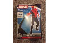 Spider-Man morph suit