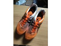 Men's Gilbert Ignite Fly rugby boots size 10