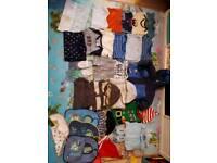 Baby boys clothes 0-12m