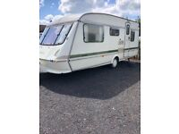 Elddis Cyclone XL 1997 5 berth caravan