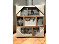 Multi Picture frame for wall