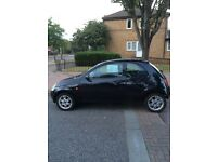 Ford ka leather int. Alloys.2keys. Exelent runner. Cheap to run.