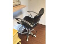 3 hairdressing chairs all in good used working order