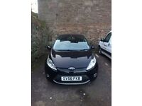 Ford Fiesta Zetec 1.25 (58 Plate) *£3150* Open to Sensible Offers