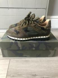 Men's Valentino Rockstud Sneakers
