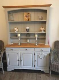 Refurbished Dresser in Farrow and Ball Dove Grey