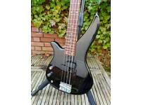 Left hand Yamaha Bass Guitar - Modified