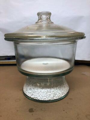 Glass Lab Dessicator