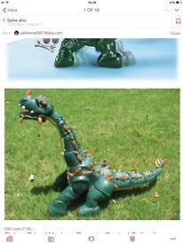 Fisher price dinosaur