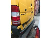 Repair or Spare Sprinter Van for sale 61 plate