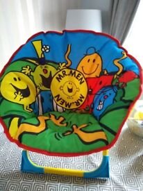 Childrens Mr Men seat
