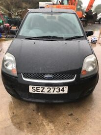 2008 1.2 Ford Fiesta *full years MOT* great first car,easy to insure,easy on petrol,NOT TO BE MISSED