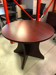 """36"""" Round Table - $99.00"""