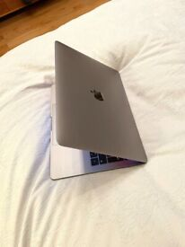 """HARDLY USED MACBOOK PRO 2017 13.3"""" LAPTOP, 2.3GHZ I5, 8GB RAM, 128 GB SSD, SPACE GREY,FULLY WORKING"""