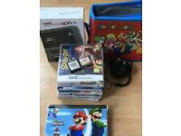 Nintendo 3ds xls x 2 for sale with games. Please be aware that there are many versions of the 3ds .