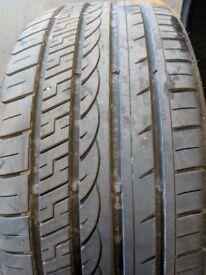 Tyre x2 225/45/18
