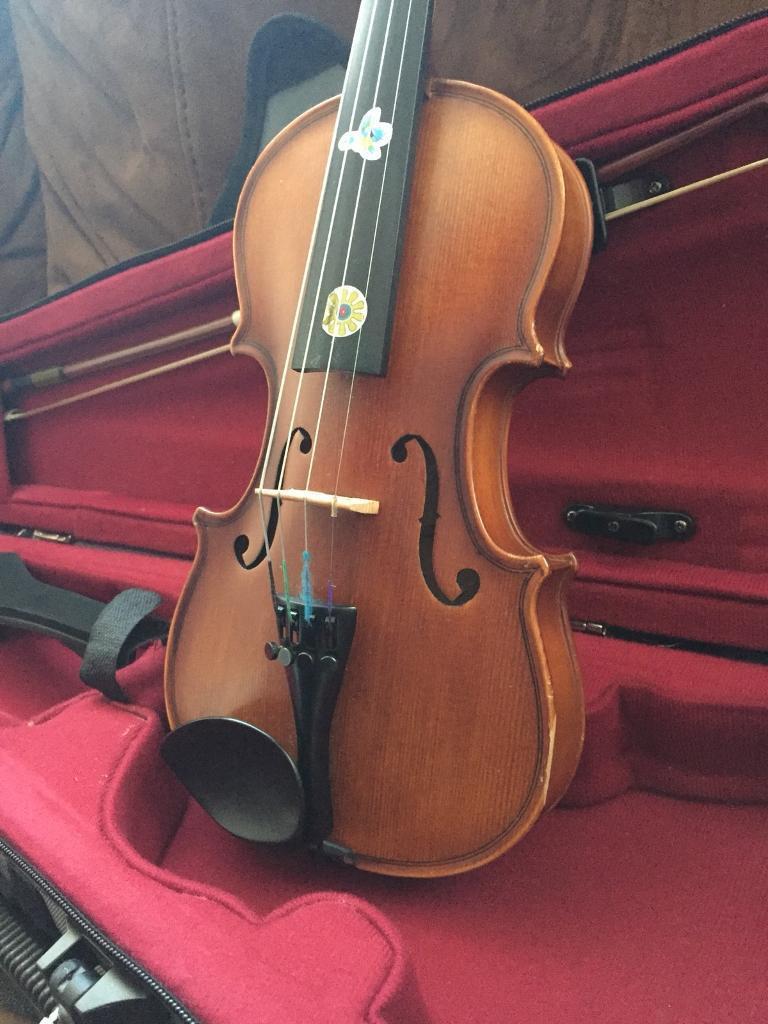 1/8 student violin