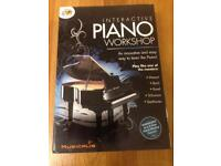 Piano & Guitar Workshop CD Roms for PC