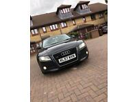 AUDI A5 3.0TDI SPORT QUATTRO 6 SPEED MANUAL 2008