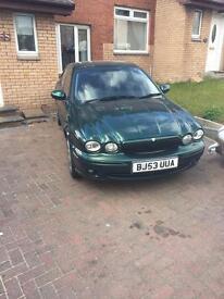 Jaguar x-type sport 4x4 awd 2.5 petrol