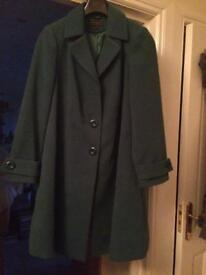 Coats and jackets most as new size 14/16